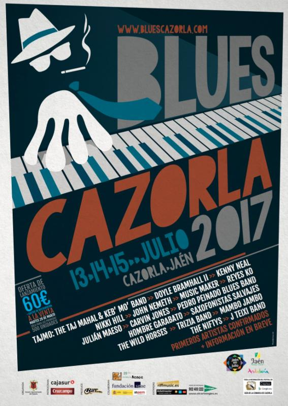 Festival BluesCazorla 2017
